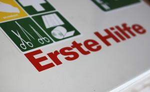 Erste Hilfe Kurs für Führerschein