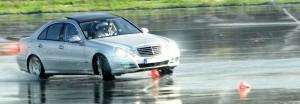 Fahrsicherheitstraining - Brenzlige Situationen meistern