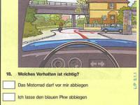Führerschein Fragebogen